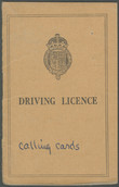 Click to select: Driving Licence