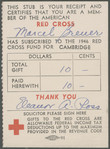 Click to select: 1946 Red Cross War Fund Receipt