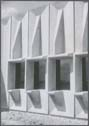 Click to select: Close-up of Precast Concrete Exterior Wall Panels