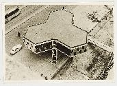 Click to select: Aerial View of Building Shed