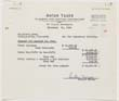 Click to select: Request for payment no. five