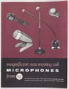 Click to select: Magnificent new moving coil microphones from ESL