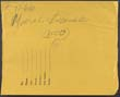 Click to select: Envelope with handwritten note