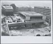 Click to select: Construction Photograph, Begrisch Hall, Student Center and Residence Hall