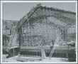 Click to select: Construction Photograph, Scaffolding for 1/2 of Chapel Roof