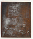 Click to select: Printing Plate produced for Architectural Forum, Breuer House I, Living Room.