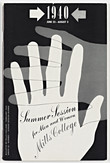 Click to select: Bulletin of Mills College: Summer Session for Men and Women
