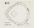 Click to select: Baseball Stadium at Cartagena, Colombia (drawing)