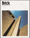 Click to select: Brick in Architecture - Vol. 32, No. 6