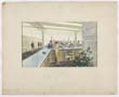 Click to select: Interior Perspective of Library