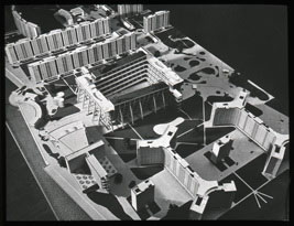Garden City of the Future, Model (1936)