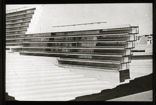 Hospital for 1,100 Beds, Competition (1928)