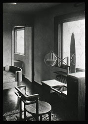Haus am Horn, Interiors (1922)