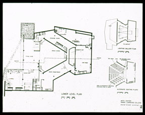Click to select: Lower Level Plan, 2 Diagrams (drawings)