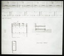 Click to select: Unidentified German Project . 2 Elevations, 1 Section, 2 Plans