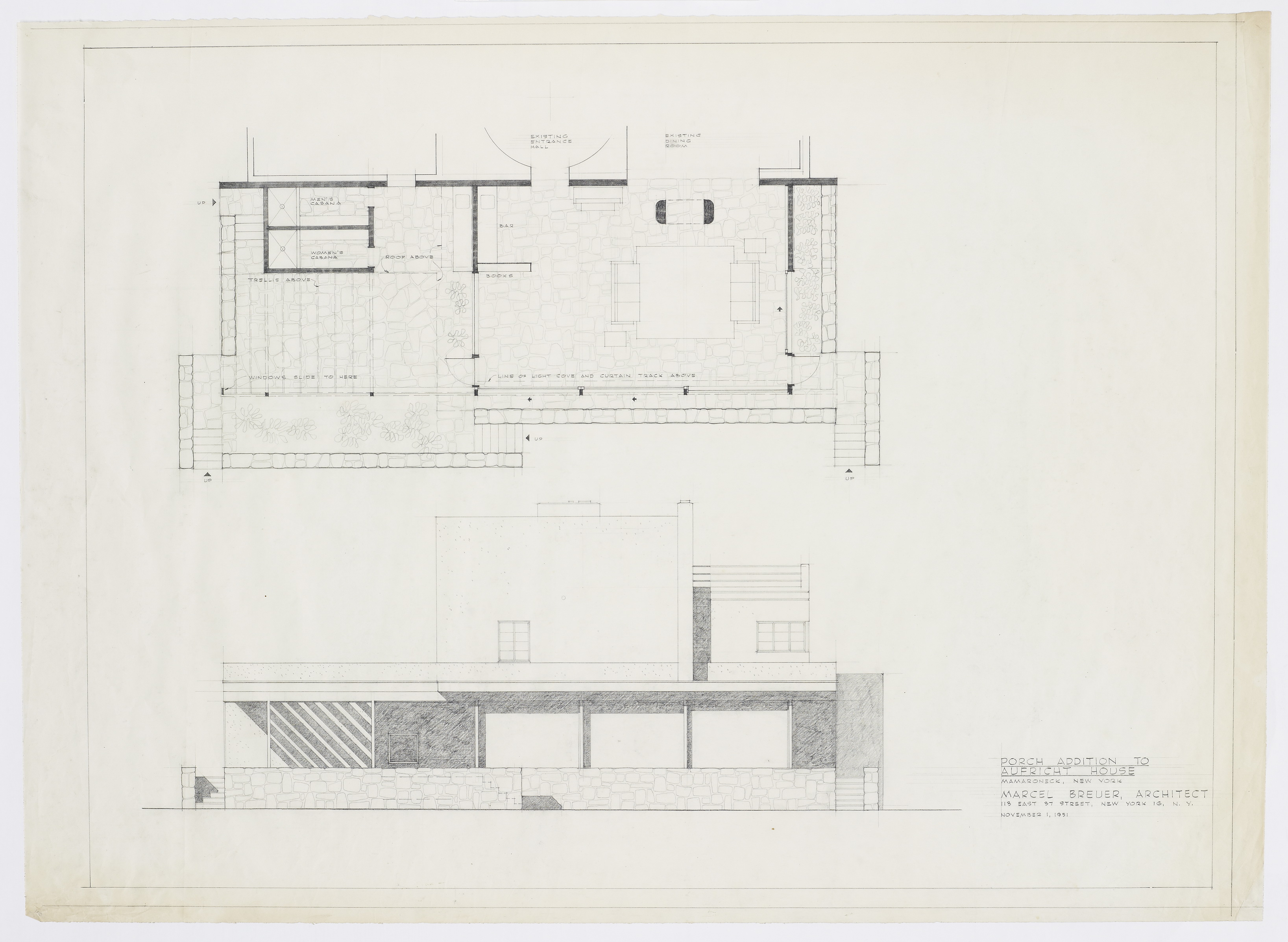 Click to select: Preliminary Plan and Elevation