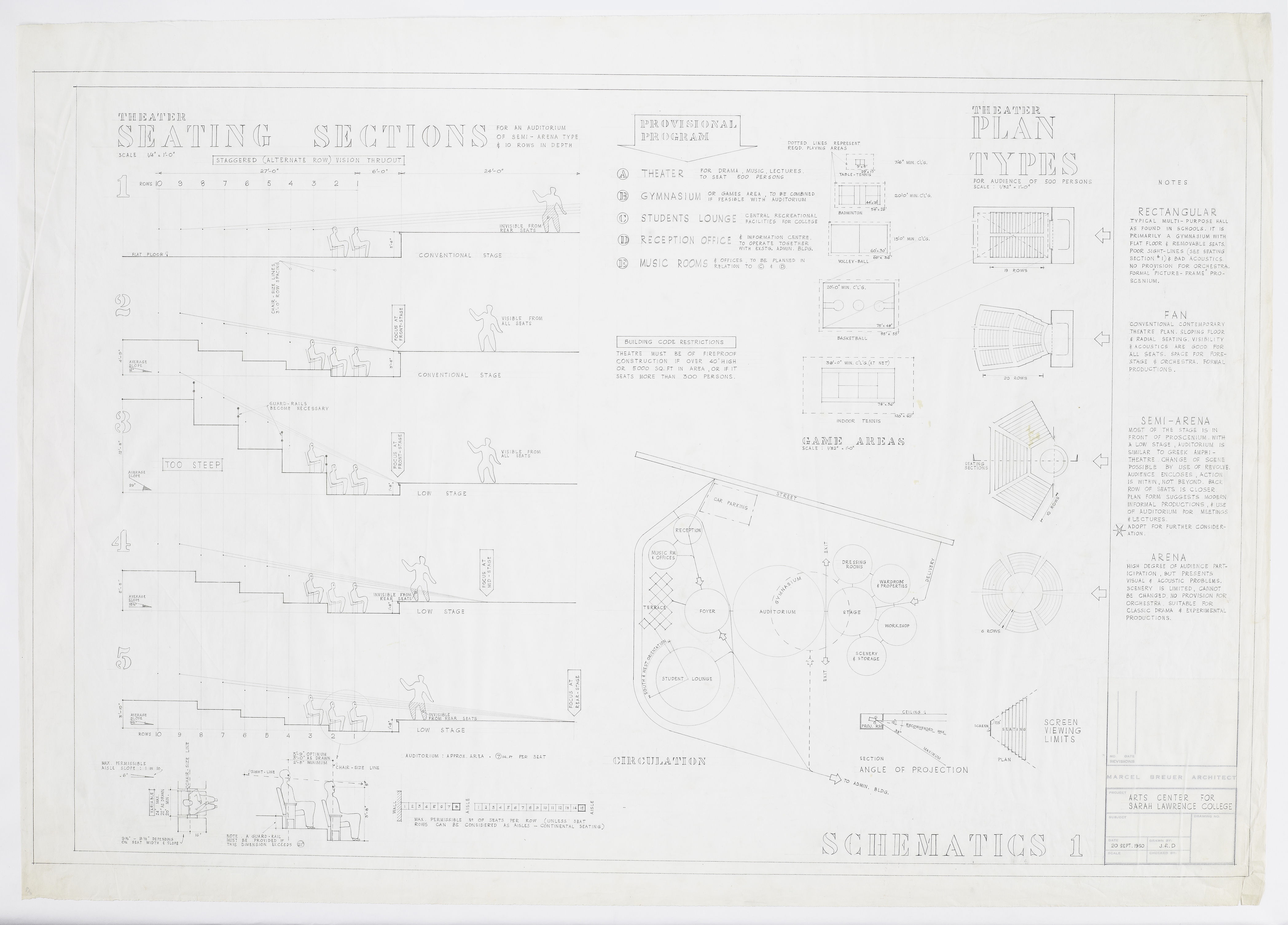 Click to select: Preliminary Plans (Schematics 1-4)
