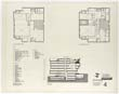 Click to show Fifth and Sixth Floor Plans and Section (No. 4) 4