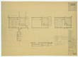 Click to show Library - Furnishing Plans, Longitudinal Section (No. PA-33) 34