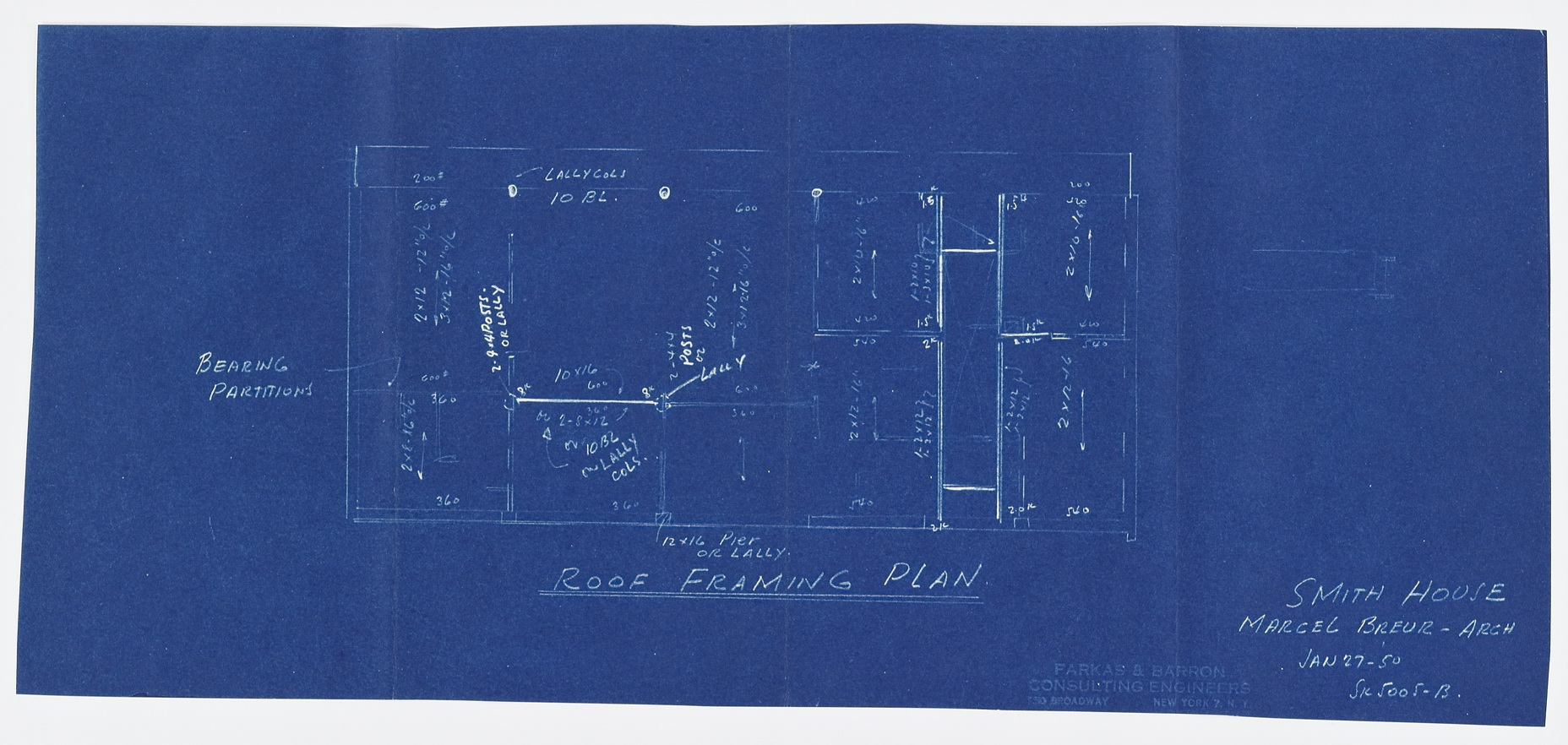 Click to select: Preliminary Framing Plans