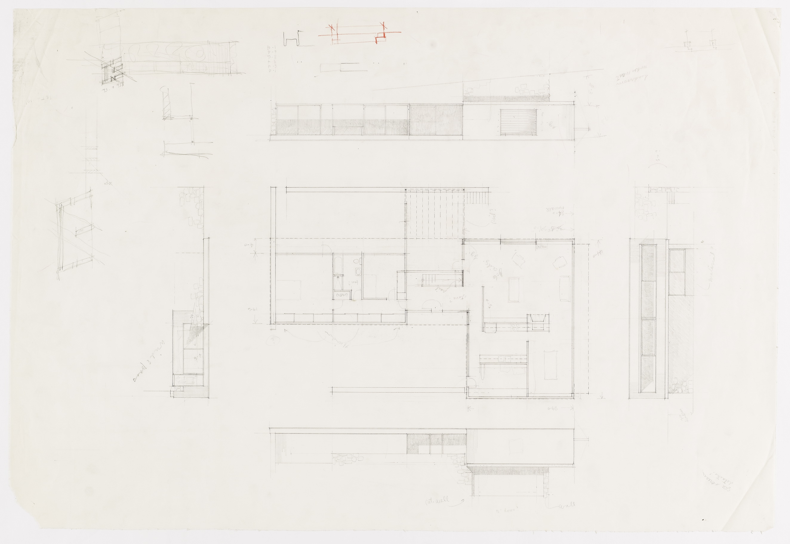 Click to select: Plan and Elevations (preliminary drawing)