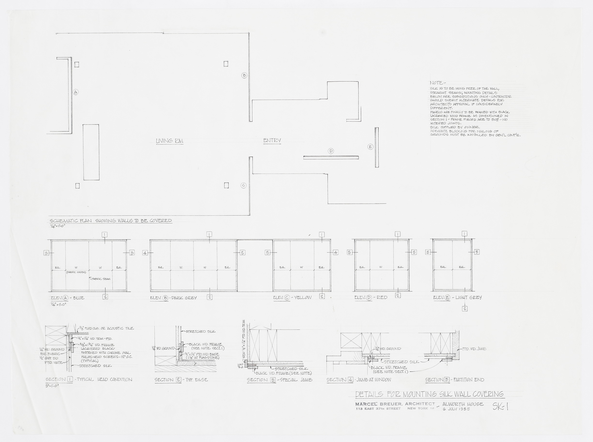 Click to select: Construction Details (SK drawings)