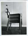 Click to select: Revised Version of the Isokon Dining Chair with Supports under Seats